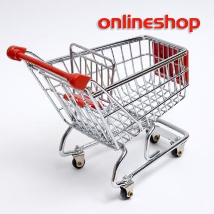 Jetzt ist auch unser online-shop geöffnet: